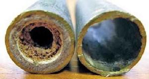 Неисправности систем водяного отопления
